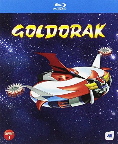 Goldorak-Coffret 1-Épisodes 1 à 27 [Version Non censurée] 1